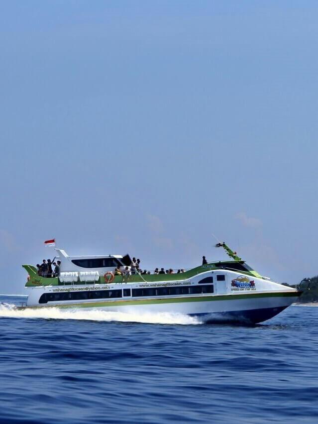 fast boat from bali to gili trawangan