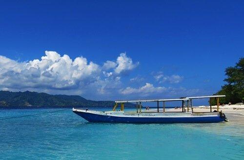 public boat gili
