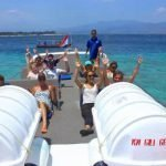 fast boat to gili lombok island
