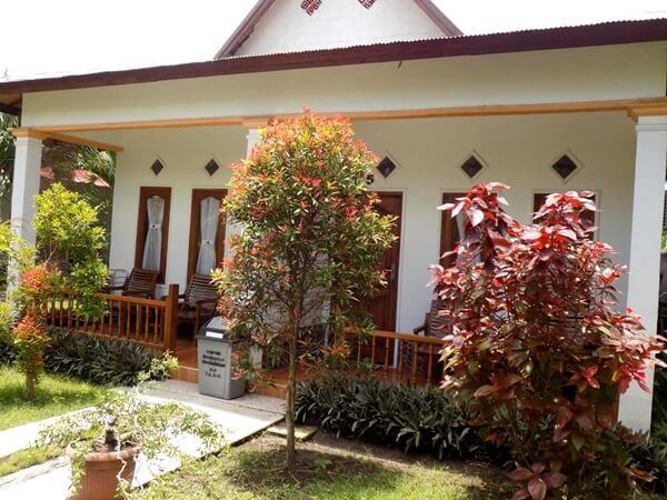 santigi homestay gili air